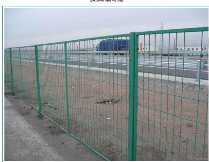 公路隔离栅的重要性